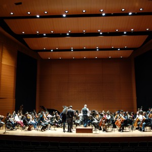 Juilliard Orchestra Rehearsal
